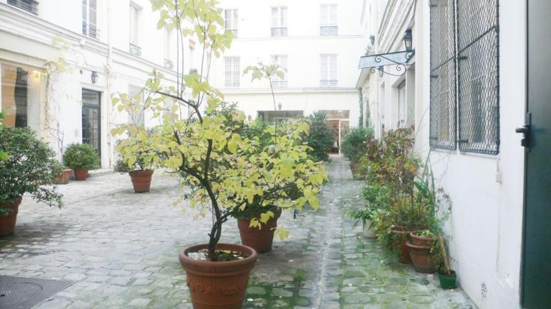 Courtyard - 191 Studio   Paris Saint Germain des Pres district - Paris - rentals