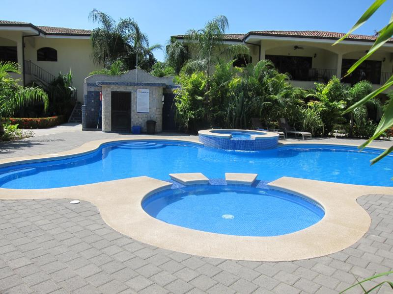 central pools and spa - 2BR/2ba new condo at best beaches of Costa Rica - Guanacaste - rentals