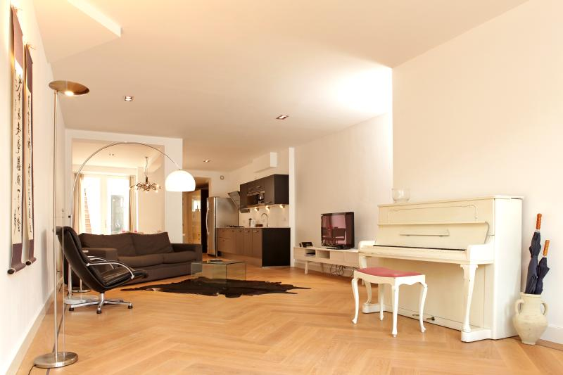 Schinkel Stay One - Luxury accommodation in Amsterdam, high end interior, including piano - Image 1 - Amsterdam - rentals