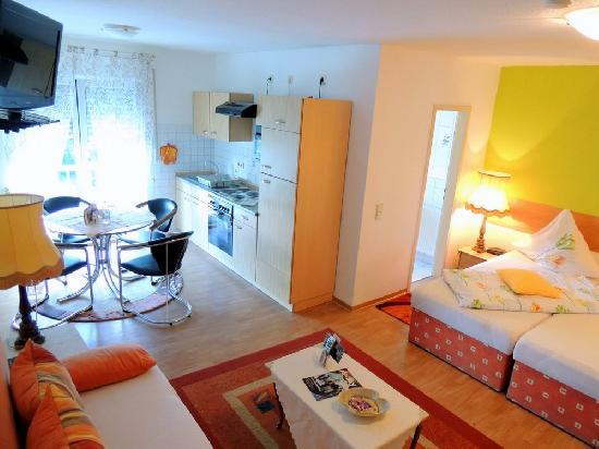 Triple Room in Rodenbach (Palatinate) - comfortable, modern, family friendly (# 3340) #3340 - Triple Room in Rodenbach (Palatinate) - comfortable, modern, family friendly (# 3340) - Rodenbach - rentals