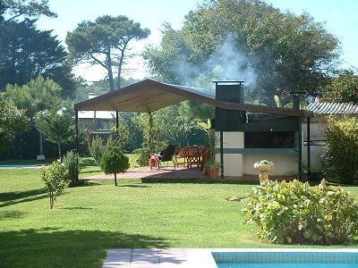 Barbecue and pool - Cozy & Luminous Flat in Punta del Este - Punta del Este - rentals