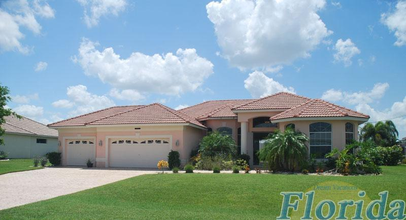 Villa Avalon a Beautiful Home located in SE Cape Coral's Four Mile Cove Area 