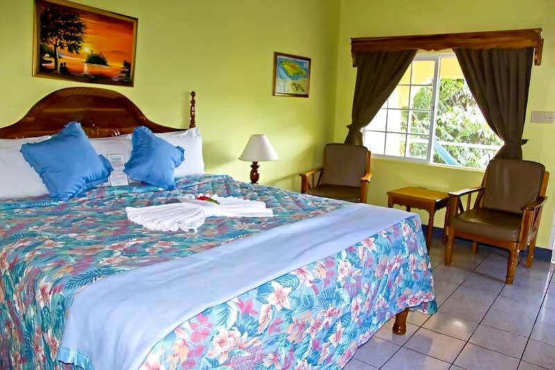 PARADISE PSI - 91448 - BARGAIN | VIBRANT | BOUTIQUE B&B | LOWER KING ROOM WITH POOL - NEGRIL - Image 1 - Negril - rentals