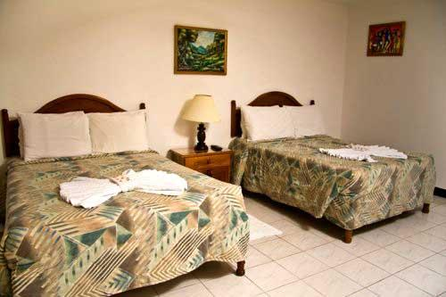 PARADISE PSI - 91449 - BARGAIN | VIBRANT | BOUTIQUE B&B | LOWER DOUBLE ROOM WITH POOL - NEGRIL - Image 1 - Negril - rentals