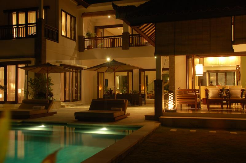 Villa from the outside  - Luxury 4 bedroom Villa - Bali - rentals