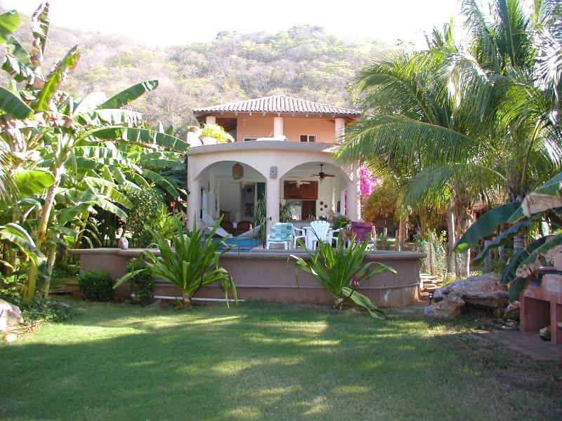Your vacation home - Casa Pelicanos - Troncones - rentals
