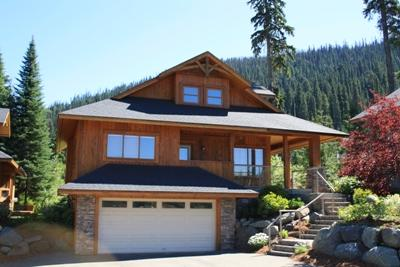Street View - Fairway's Cabins and Cottages - Cottage 11 - Sun Peaks - rentals
