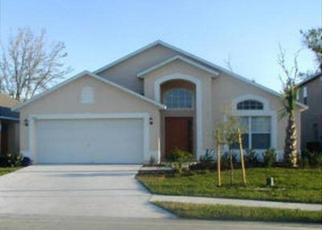 WONDERFUL 4 BED/3 BATH DISNEY VACATION HOME WITH POOL AND GAME ROOM. - Image 1 - Kissimmee - rentals