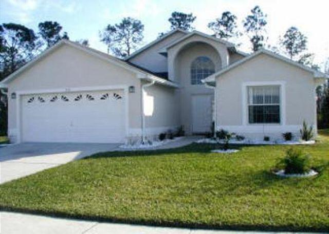 3 BED 2 BATH POOL HOME OVERLOOKING CONSERVATION AREA CLOSE TO DISNEY - Image 1 - Kissimmee - rentals