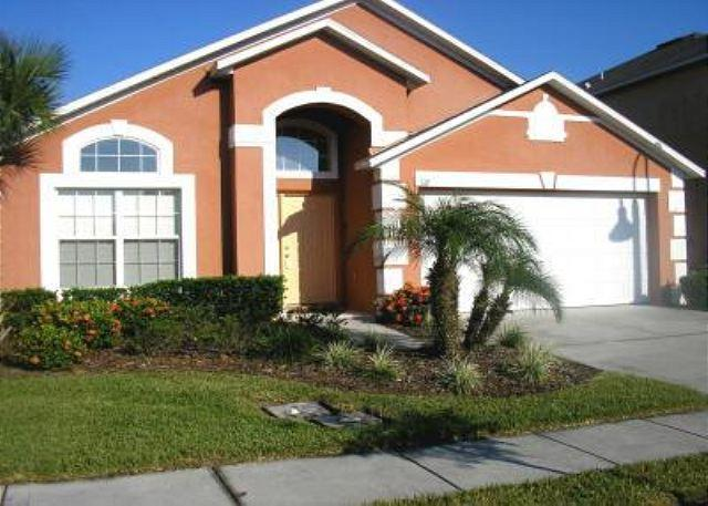 4 BED 3 BATH VACATION HOME WITH POOL, SPA, AND GAME ROOM - Image 1 - Kissimmee - rentals