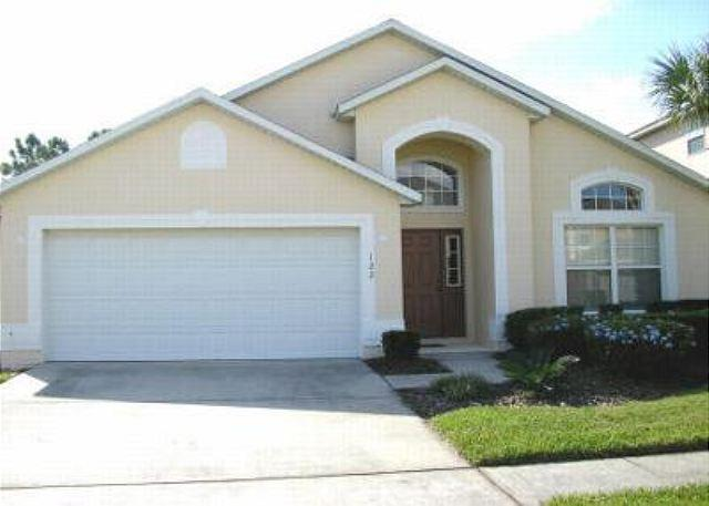 4 BED 3 BATH IN GATED COMMUNITY WITH POOL, SPA, AND GAME ROOM. - Image 1 - Kissimmee - rentals