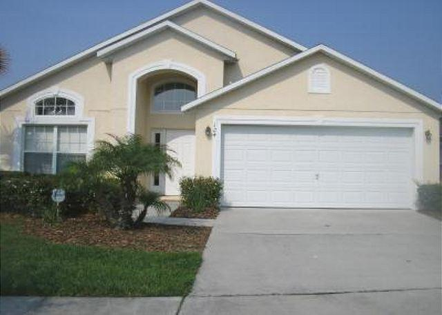 4 BED/ 3 BATH HOME WITH POOL AND GAME ROOM CLOSE TO DISNEY - Image 1 - Kissimmee - rentals