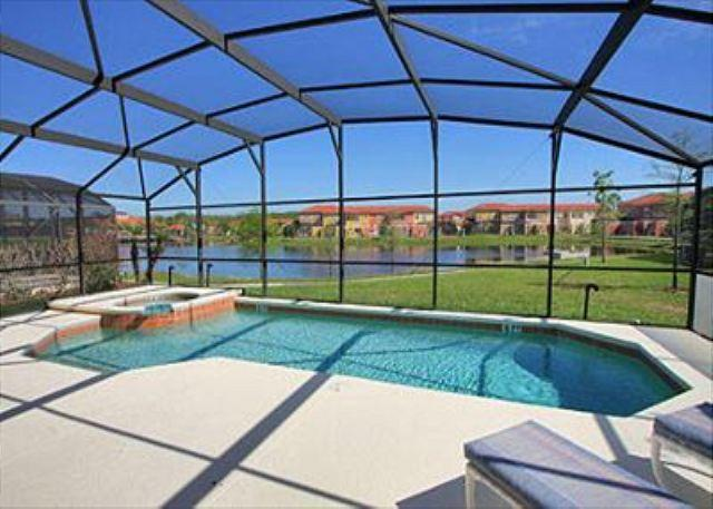 4 BED/ 4BATH IN TERRA VERDE RESORT COMMUNITY WITH A POOL, SPA, AND GAME ROOM. - Image 1 - Kissimmee - rentals