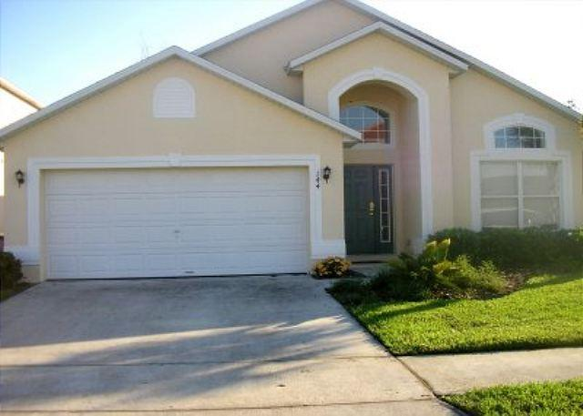 LUXURY 5 BED/ 3 BATH VACATION HOME WITH POOL, SPA, AND GAME ROOM. - Image 1 - Kissimmee - rentals