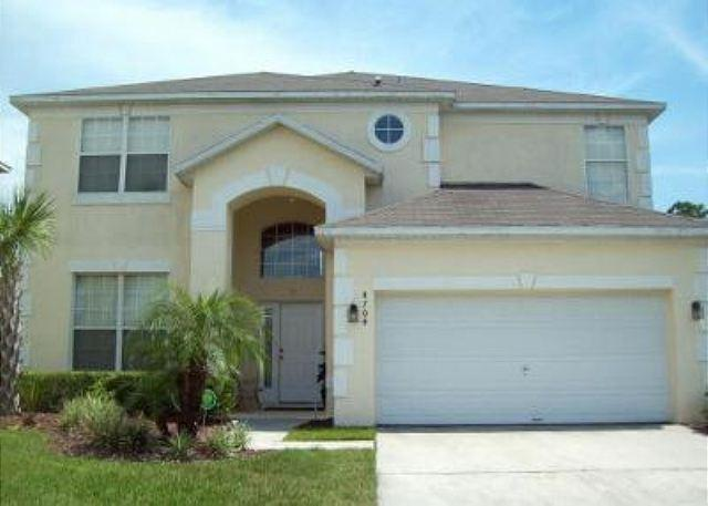 LUXURY 7 BED/ 4.5 BATH VACATION HOME WITH A POOL, SPA, AND GAME ROOM. - Image 1 - Kissimmee - rentals
