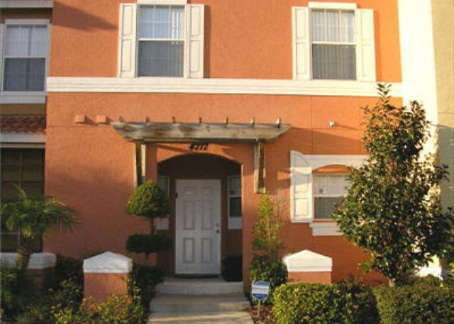 3 BEDROOM 2 1/2 BATH TOWN HOME WITH SPA - Image 1 - Kissimmee - rentals