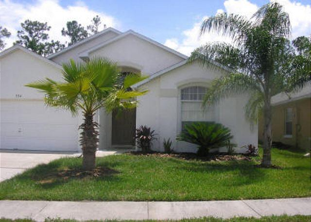 4 BEDROOM 3 BATHROOM HOME WITH A PRIVATE POOL & TWO MASTER SUITES - Image 1 - Kissimmee - rentals