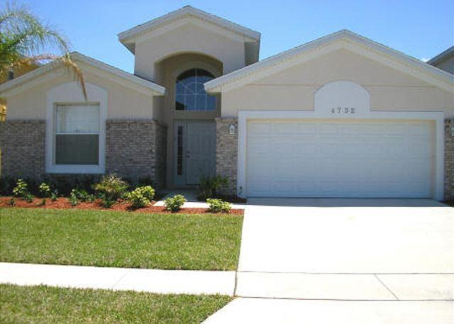 4 BEDROOM 3 BATH HOME WITH PRIVATE POOL AND SPA & TWO MASTER SUITES - Image 1 - Kissimmee - rentals