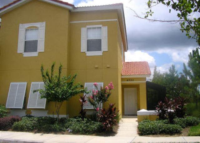 4 BED 3 BATH STUNNING MODEL TOWN HOME WITH PRIVATE POOL, IN GATED COMMUNITY - Image 1 - Kissimmee - rentals