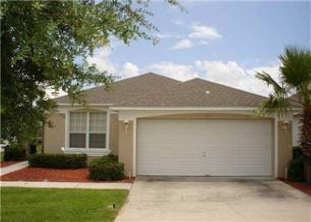 4 BED 3 BATH POOL HOME WITH 2 MASTERS IN GATED GOLF RESORT COMMUNITY - Image 1 - Haines City - rentals
