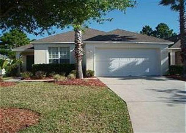 4 BED 3 BATH HOME WITH 2 MASTERS AND PRIVATE POOL - Image 1 - Haines City - rentals
