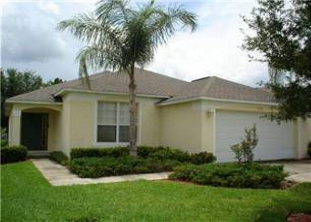4 BED 3 BATH HOME WITH PRIVATE SCREENED POOL AND 2 MASTERS - Image 1 - Haines City - rentals