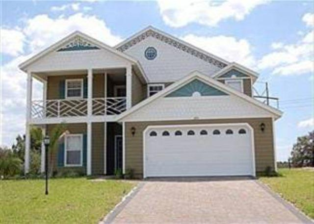 4 BED 5 BATH HOME WITH PRIVATE POOL- 3 MASTERS- SLEEPS 10 - Image 1 - Haines City - rentals