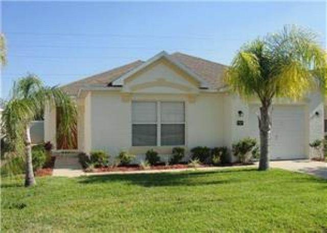 3 BED 2 BATH HOME WITH POOL IN GATED GOLF RESORT COMMUNITY - Image 1 - Haines City - rentals