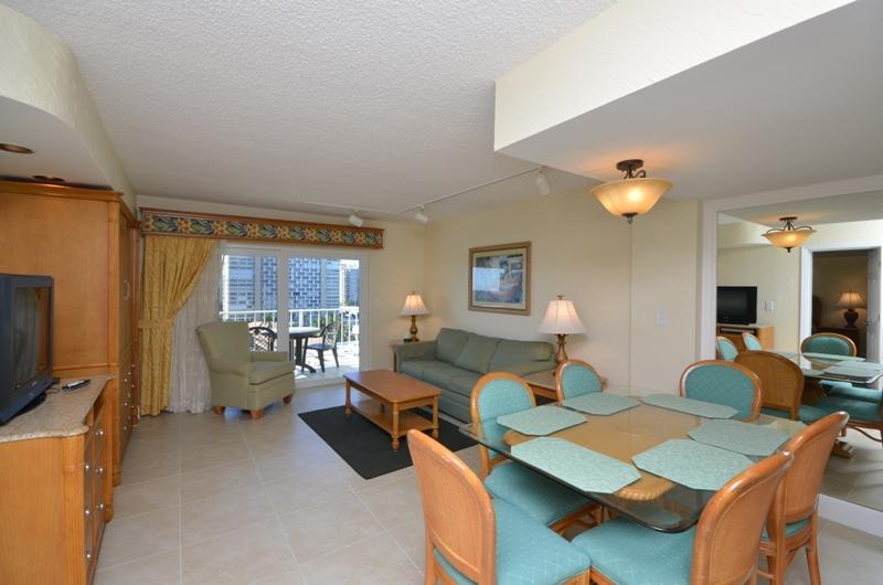 Spacious 1-Bedroom Rental - Luxury 1-Bedroom Beachside Condo - Sleeps 6 - Fort Lauderdale - rentals