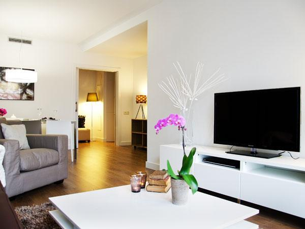 2 bedroom apartment in the heart of Barcelona - Image 1 - Barcelona - rentals