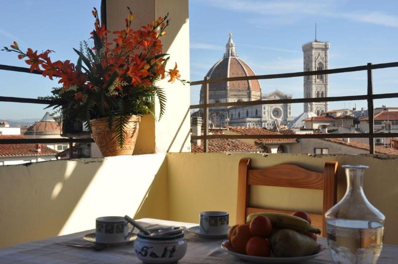 View from the terrace - Apartment in Florence with panoramic terrace - Florence - rentals