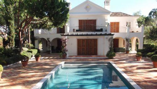 Peaceful 4 Bed Villa - Quinta do Lago: PV4-80 - Image 1 - Quinta do Lago - rentals