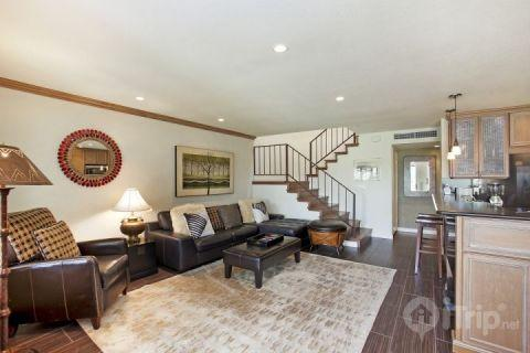 Living Room - Steps from El Paseo -- Location! Style! Amenities!  Contemporary - Palm Desert - rentals