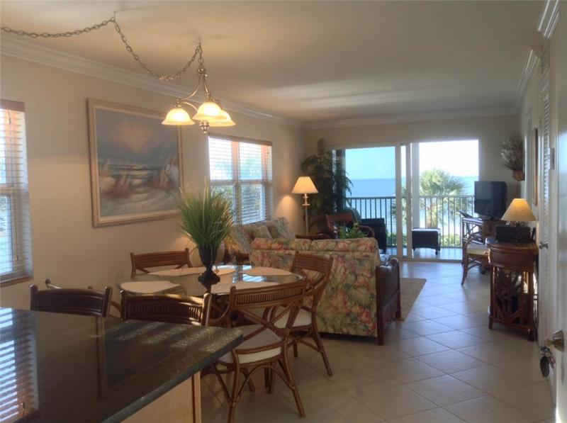 Gulf Front 2/Bedroom Vacation Rental.#201 - Image 1 - Fort Myers Beach - rentals