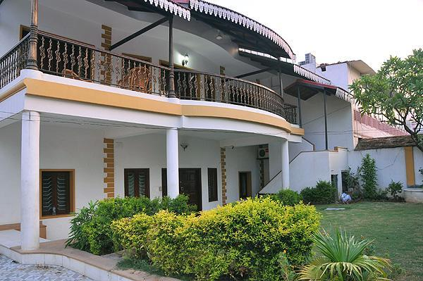 main entrance  - Magnolia Villa (your new home) - Jaipur - rentals