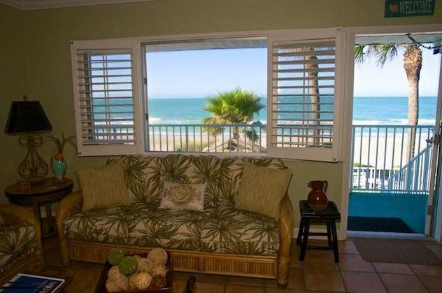 View from your living room - 1 BEDROOM, LONGBOAT KEY - Longboat Key - rentals