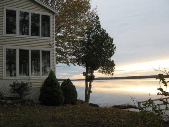 Simply gorgeous - BELLA VISTA | WESTPORT ISLAND MAINE | SALT WATER RIVER | PRIVATE DOCK & FLOAT | INCREDIBLE VIEWS - Westport Island - rentals