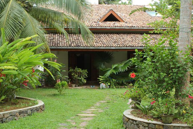 front of the house - 2 bedroom villa in Unawatuna - Unawatuna - rentals