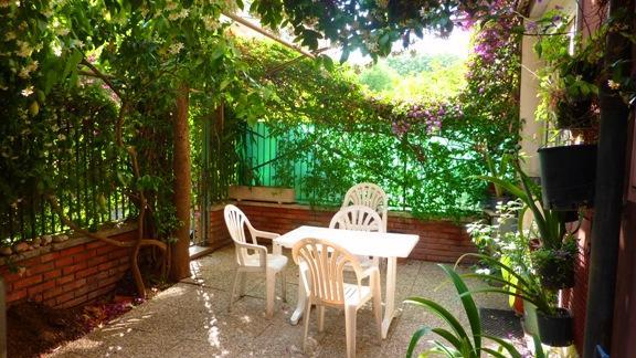 garden - Silence, green & close to services and attractions - Rome - rentals