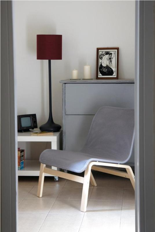 The small side room in office mode - The Anthony Quinn Suite @ Alice Inn Athens - Athens - rentals