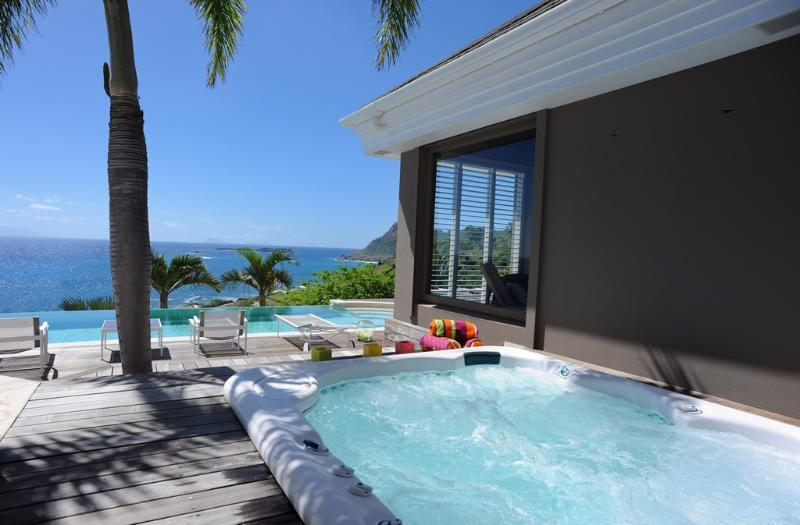 Acamar at Toiny, St. Barth - Spectacular Ocean Views, Walk To Beach, Private - Image 1 - Saint Barthelemy - rentals