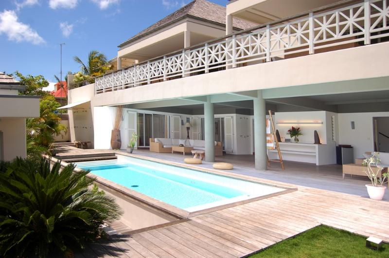 La Pointe at Gustavia, St. Barth - Large Villa, Restaurants, Boutiques and Shell Beach Within Walking Distance - Image 1 - Gustavia - rentals