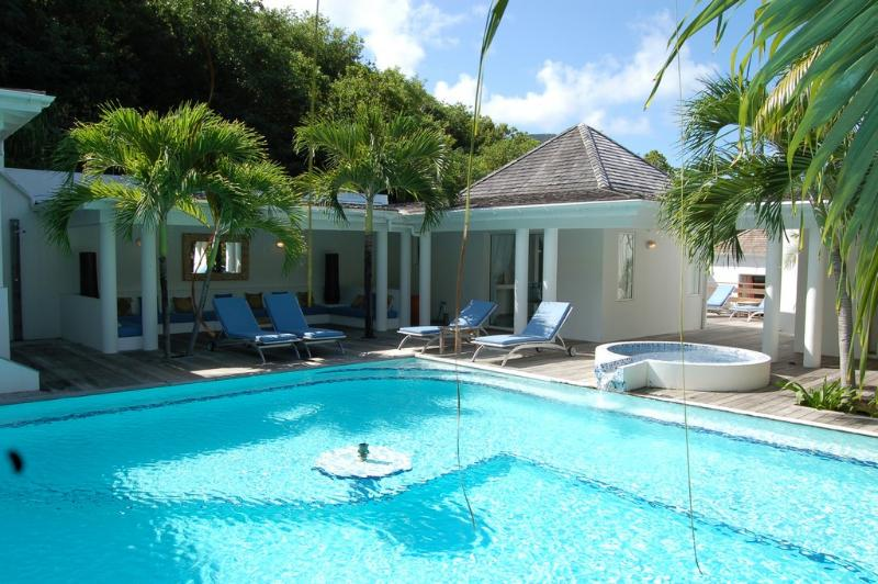 La Cocoteraie at Petit Cul de Sac, St. Barth - Private, Walking Distance To Beach, Exotic  Garden - Image 1 - Petit Cul de Sac - rentals