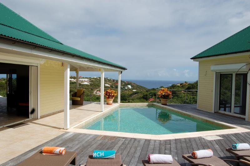 Florence at Marigot, St. Barth - Ocean View, Private, Perfect Vacation with Friends - Image 1 - Marigot - rentals