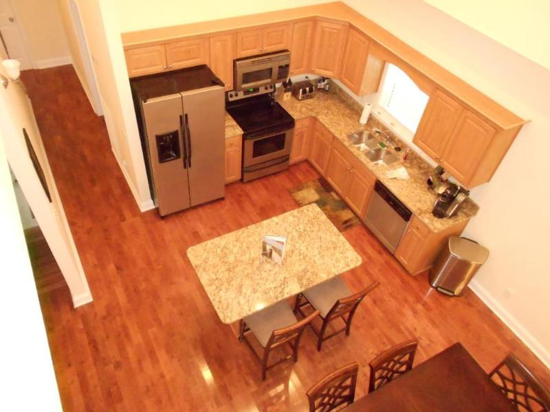 Stunning home is family friendly. - Wonderful 4 bedroom Town Home, Steps to beach - Panama City Beach - rentals
