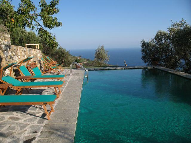 "private pool - ""Historical site"" in 5 Terre  with pool and park - Monterosso al Mare - rentals"