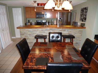 Dining Room / Kitchen - Beautiful, Modern Condo in Old Town Scottsdale! - Scottsdale - rentals