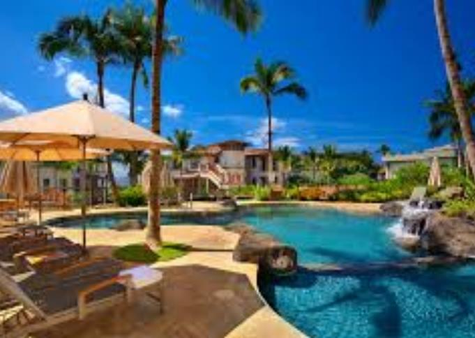 ELEGANT MAUI BEACH HOME 1 BLOCK FROM THE BEACH  (MAIN POOL AREA AND AMENITIES) - LUXURY BEACH HOME POOL & VIEWS EXCELLENT LOCATION - Kihei - rentals