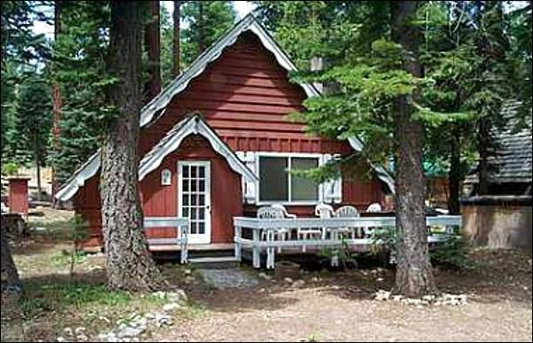 Cozy Cabin - Cozy Cabin in Mountain Setting - Nearby Beach and Bike Trails (1103) - Lake Tahoe - rentals