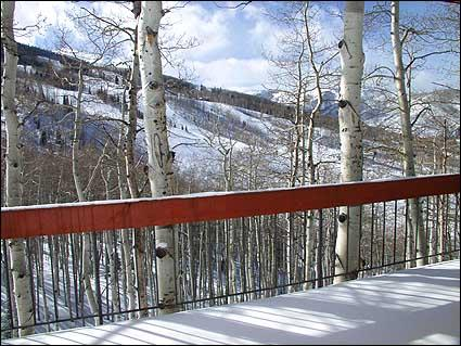 This spacious home features a large deck with stunning view of the slopes and surrounding mountains - Panoramic Views! - 2 Master Suites (2104) - Aspen - rentals